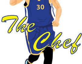 #12 untuk Cartoon Vector Steph Curry oleh harool
