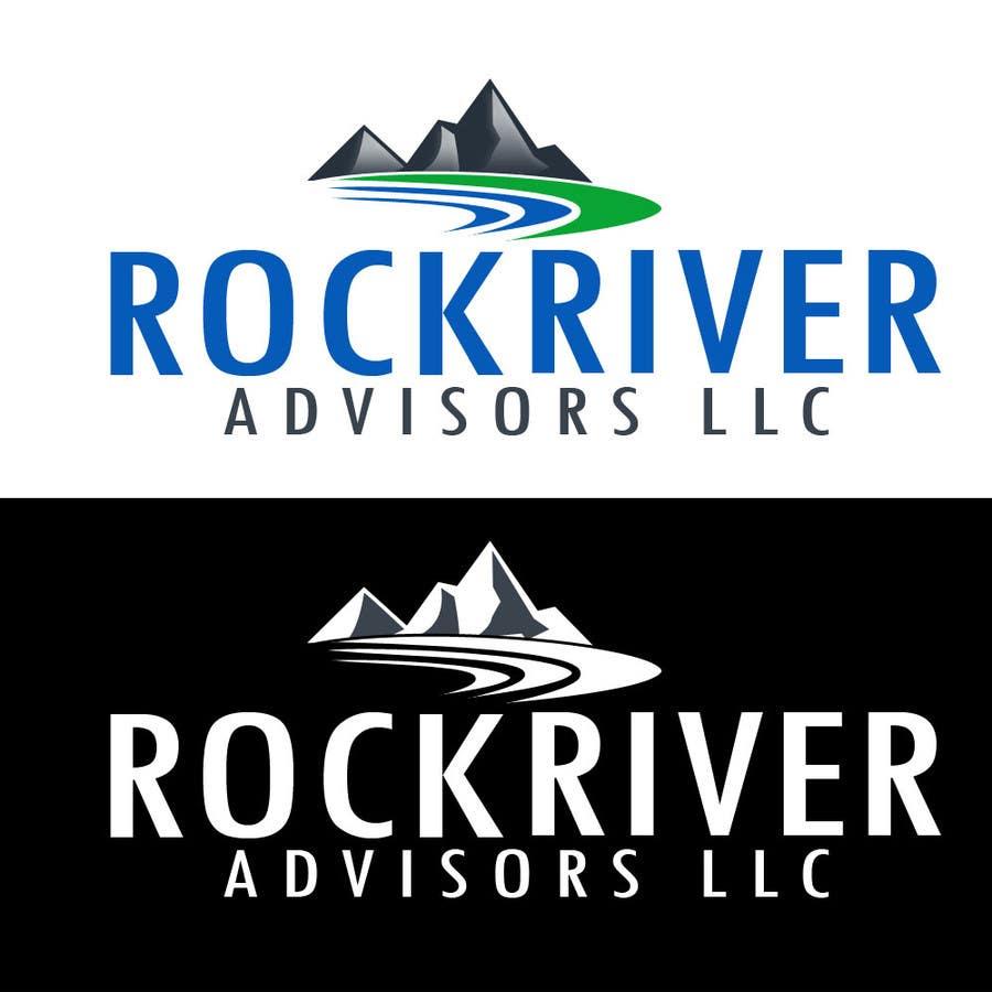 Konkurrenceindlæg #53 for Design a Logo for Rock River Advisors LLC