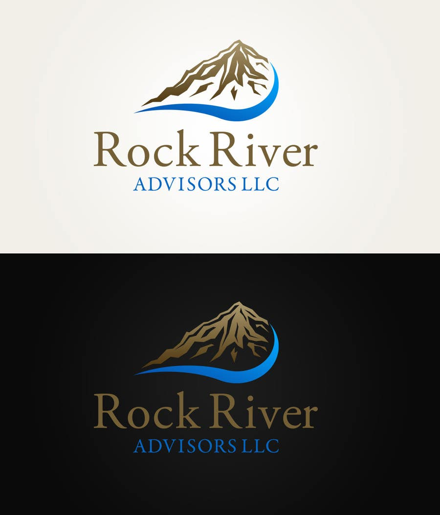 Inscrição nº 31 do Concurso para Design a Logo for Rock River Advisors LLC