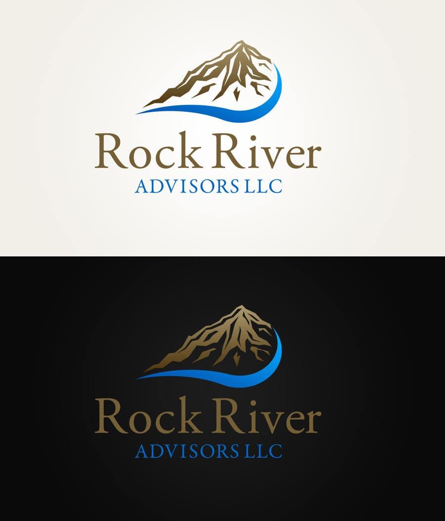 Bài tham dự cuộc thi #31 cho Design a Logo for Rock River Advisors LLC