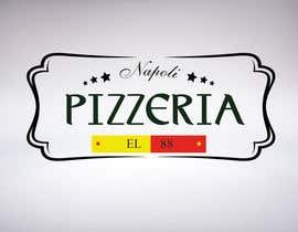 #32 untuk Design a Logo for Pizzeria El 88 oleh GeorgeMiho