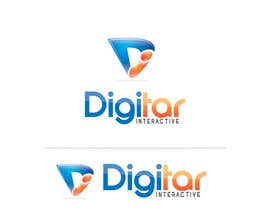 #117 for Design a Logo for Digitar Interactive by ijimlyn