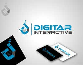 nº 65 pour Design a Logo for Digitar Interactive par texture605