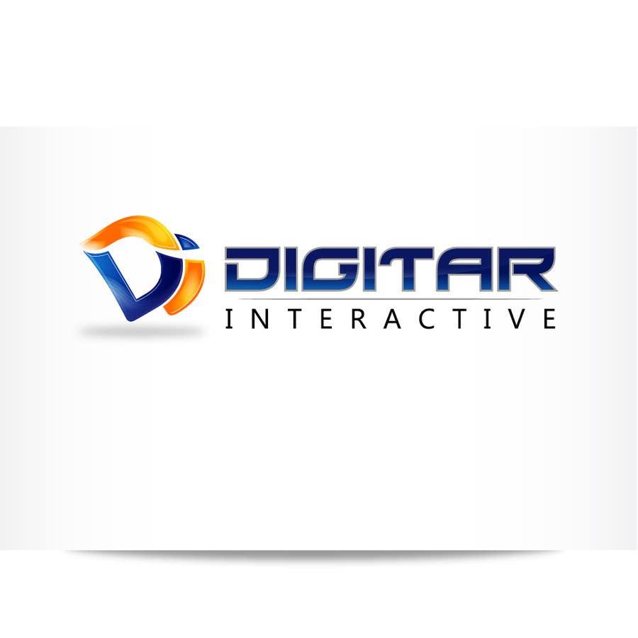 #50 for Design a Logo for Digitar Interactive by ninjapz