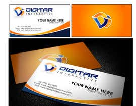 #67 for Design a Logo for Digitar Interactive by ninjapz