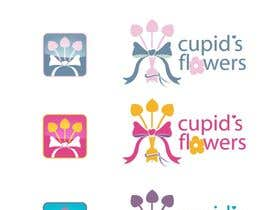 nº 345 pour Design a Logo for CupidsFlowers.ca par FlexKreative