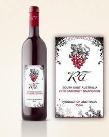 LeeniDesigns tarafından Wine Label Design için no 13