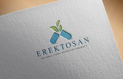 #20 untuk Design of a Logo for Natural Viagra ED Nutrition with Brand Name EREKTOSAN oleh hashmizoon