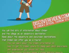 #6 untuk Design a Flyer for discoverehden.com oleh Mohamedsaa3d