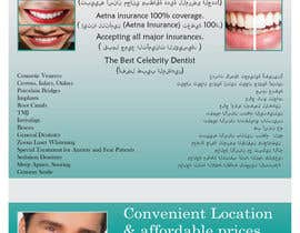 Swarup015 tarafından Design a Flyer for Dental office için no 5