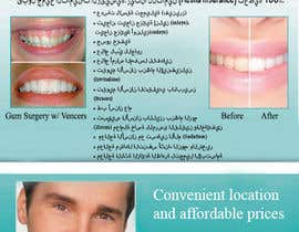 ingrydmoura tarafından Design a Flyer for Dental office için no 6