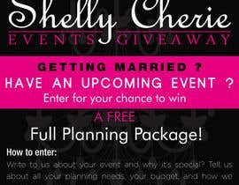 #6 untuk Design a Flyer for Shelly Cherie Events oleh dipakart