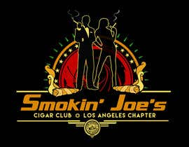 #6 untuk Design a Logo for Smokin' Joe's Cigar Club Los Angeles Chapter. oleh KilaiRivera