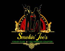 #11 untuk Design a Logo for Smokin' Joe's Cigar Club Los Angeles Chapter. oleh KilaiRivera