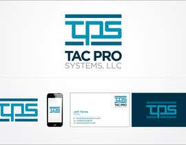 nº 33 pour Design a Logo for TAC PRO SYSTEMS par jethtorres