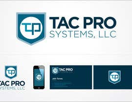 nº 54 pour Design a Logo for TAC PRO SYSTEMS par jethtorres