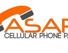 desislavsl tarafından Design a Logo for ASAP Cellular Phone Parts için no 2