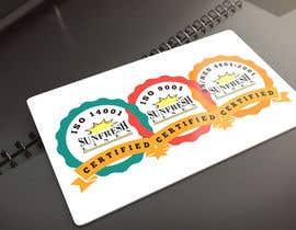 #5 untuk Design 4 Logos for our certification credentials oleh danbodesign