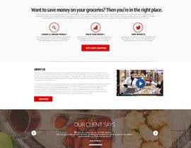 nikil02an tarafından Design a Website Mockup for an existing site için no 25