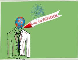 #3 untuk One caricature / illustrations depicting school & oneness oleh buraksolcuner
