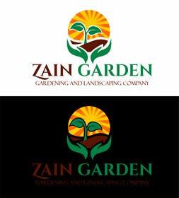 #29 untuk Design a Logo for company called Zain garden oleh olja85