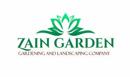 #31 untuk Design a Logo for company called Zain garden oleh olja85