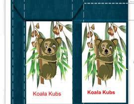 #5 untuk Create Print and Packaging Designs for a Koala Bear Heat Pack oleh fb54525110b7840