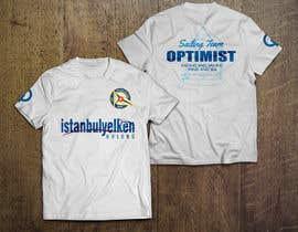 #34 untuk T-Shirt Design for a Sailing Club oleh avtoringUK