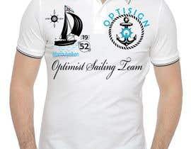 mj956 tarafından T-Shirt Design for a Sailing Club için no 26