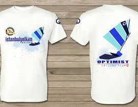 galha100 tarafından T-Shirt Design for a Sailing Club için no 41