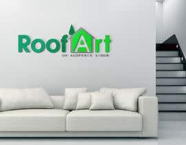 #31 pentru Creează un Logo for RoofArt de către ciprilisticus