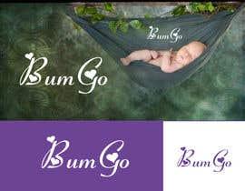 #54 untuk Design a Logo for Shnuggle BumGo - The Handy Changing Wrap oleh mydesign60