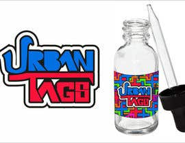 "#17 untuk Design a unique logo for a new e-liquid brand - ""Urban Tags"" oleh edso0007"