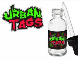 "#24 untuk Design a unique logo for a new e-liquid brand - ""Urban Tags"" oleh edso0007"