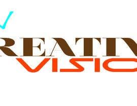 nhussain7024 tarafından Design a Logo for company called creative vision for marketing için no 67