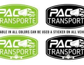 #44 untuk Design a Logo for Transport Company oleh kmsinfotech