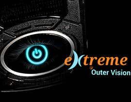 #22 untuk Design a Logo for eXtreme Outer Vision oleh ismailbouhariche