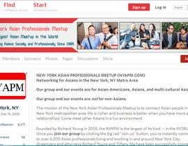 Mohamedsaa3d tarafından Design a Banner and Background for a Meetup page için no 5