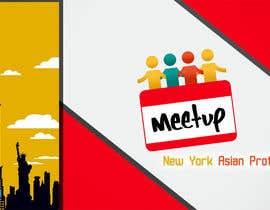 Mohamedsaa3d tarafından Design a Banner and Background for a Meetup page için no 6