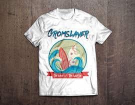 Mery1996 tarafından Design a T-Shirt for Gromslayer için no 3