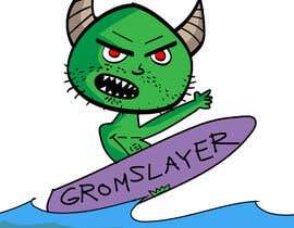 joelkornek tarafından Design a T-Shirt for Gromslayer için no 25