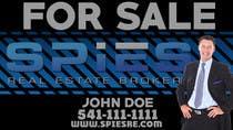 Design Real Estate For Sale Signs için Graphic Design45 No.lu Yarışma Girdisi