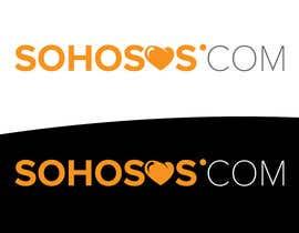 #35 untuk Design a Logo for sohosos.com oleh Stiff2000