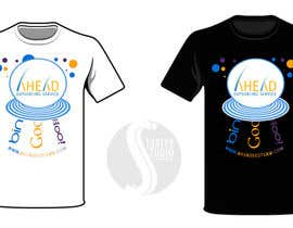 #66 untuk Design a T-Shirt for For our Company with Logo as your choice. oleh wstarter