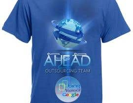 audreyvega25 tarafından Design a T-Shirt for For our Company with Logo as your choice. için no 45