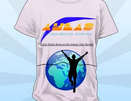 #50 untuk Design a T-Shirt for For our Company with Logo as your choice. oleh awaisinayat