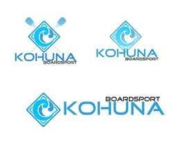 #16 untuk Design a Logo for Kahuna Boardsports oleh desislavsl
