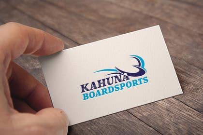 silverhand00099 tarafından Design a Logo for Kahuna Boardsports için no 14