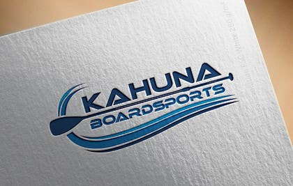 silverhand00099 tarafından Design a Logo for Kahuna Boardsports için no 17