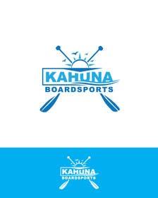 silverhand00099 tarafından Design a Logo for Kahuna Boardsports için no 36